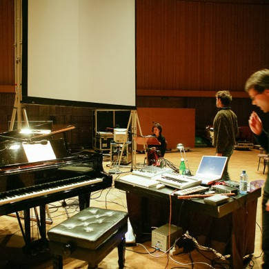 Simple Stories ::: Brucknerhaus Linz ::: 29.11.2003