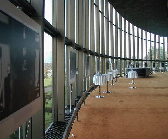 Ausstellung Brucknerhaus ::: September - Oktober 2001
