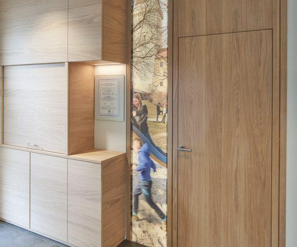 FOTOINSTALLATION ::: Raiffeisen Kompetenzzentrum Freistadt 2018